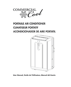 Haier Commercial Cool CPN10XCJ Manual